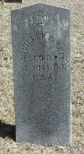 Aquiller O. Parker (1842-1927) - Find A Grave Memorial