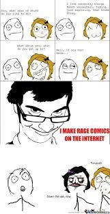 rmx i make rage ics on the internetz