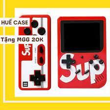 Máy chơi game ❤️Freeship 50K ❤️Máy chơi game cầm tay 4 nút SUP bao gồm 400  trò chơi