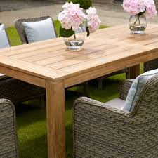 teak outdoor dining chairs. Batu Vintage Teak Garden Dining Table Outdoor Chairs S