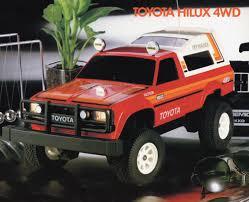 Nikko Toyota HiLux 4WD (1982)   R/C Toy Memories