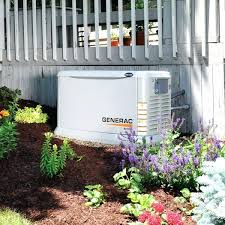 house generator. Simple Generator Generac Whole House Generator Synergy Variable Speed Standby W  Smart Transfer Switch New Home For House Generator