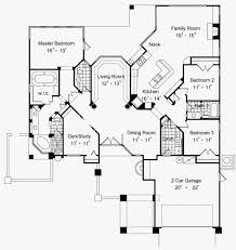 one story house plans with two master suites luxury luxury home plans with 2 master suites