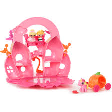 Lalaloopsy Bedroom Furniture Lalaloopsy Tinies Sew Royal Castle Walmartcom