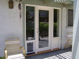 dog doors for french doors. French Doors With Doggie Door Built In | Wood - Elegance Entries And Windows Dog For