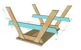 Toddler Picnic Table Plans U2014 Unique Hardscape Design  Toddler How To Make Picnic Bench