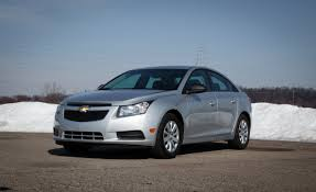 2011 Chevrolet Cruze LS Test – Review – Car and Driver