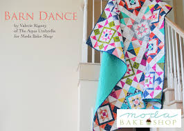 Moda Fabrics Free Patterns New Barn Dance Quilt Moda Bake Shop