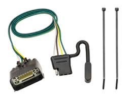 tow ready replacement oem tow package wiring harness flat tow ready tow ready 118260 replacement oem tow package wiring harness 4 flat
