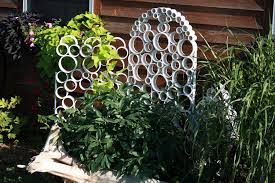 with pvc pipe gardening ideas