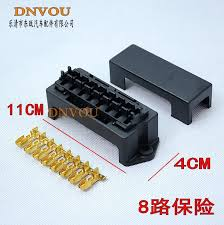 online get cheap fuse relay box aliexpress com alibaba group car seat relay fuse box 8 road engine compartment insurance car insurance holder