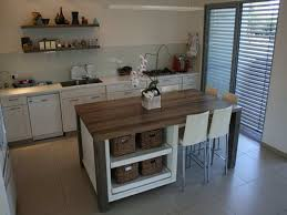 Counter Height Kitchen Tables With Storage With Modern Design