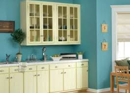 blue kitchen wall colors. Fine Wall Attractive Blue Paint For Kitchen Walls White Cabinets With  Wall Color On Colors