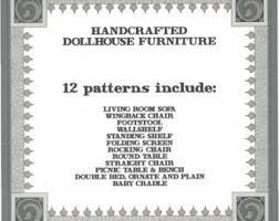 free dollhouse furniture patterns. Diy Doll Furniture Plans Free Dollhouse Patterns O
