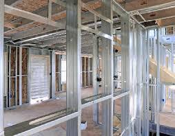 interior metal framing. A Bent For Metal Framing Interior