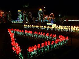 Ogilby Park Christmas Lights The Oglebay Winter Festival Of Lights Is The Most
