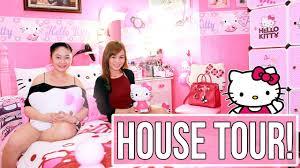 Hello Kitty House © Sanrio Hello Kitty House Bangkok