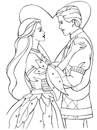 Wedding Coloring Pages Printables Couples For Girls To Print
