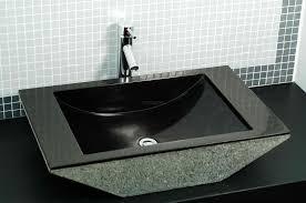 64 most bang up white vessel sink bathroom vanity with sink natural stone vessel sinks vessel bowl natural stone sink finesse