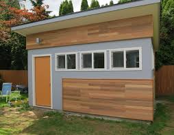 Small Picture Modern Backyard Shed Man Cave On Small Shed House Interior Design