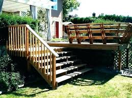 outdoor wooden staircases concrete block steps build outdoor steps outdoor wooden stairs wood steps how to outdoor wooden