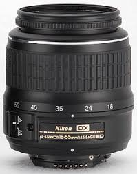 Nikon D40x Review Optics