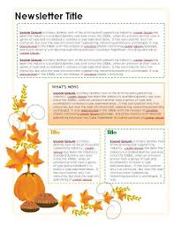 Word Templates For Newsletters Free Teacher Newsletter Templates Downloads Newsletter Templates
