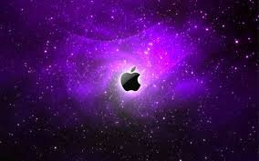 cool apple logos in space. apple logo space background cool logos in