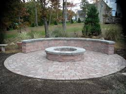 Incredible DIY Ideas For Outdoor Fire Pit And FireplaceBackyard Fire Pit Area