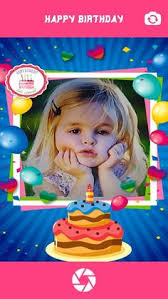 19 Best Happy Birthday Images Happy Birthday Frame Android Apps