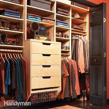 storage how to triple your closet storage space build your own birch plywood closet organizer