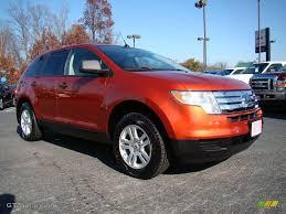 2008 ford edge interior colors. blazing copper metallic ford edge 2008 interior colors