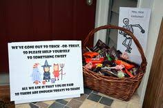 halloween candy bowl ideas. Fine Candy Honor System Halloween  Google Search Halloween Candy Bowl  Porch First Halloween Throughout Bowl Ideas C