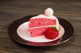 slice of strawberry cake. Simple Slice A Slice Of Strawberry Inside Slice Of Strawberry Cake K