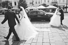 Black And White Wedding Photography Vienna Austria Slovakia