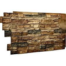 faux stone panels inch w x h 1 2 d stacked siding panel installing interior how to install