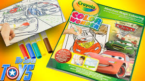 Crayola Giant Coloring Pages Cars 2 L