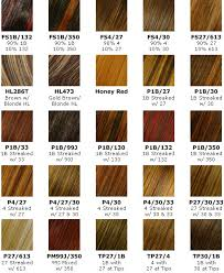 Wig Color Chart Welcome To Internationalwig Com