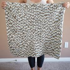 Bernat Baby Blanket Crochet Patterns Amazing Easy Crochet Baby Blanket