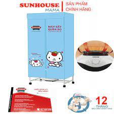 Tủ sấy quần áo Sunhouse SHD2702 - Chính hãng [ có ảnh thực tế ]