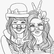 Luxury Bff Coloring Pages Images Coloring Page Ideas Bustayescom