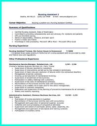 Bright Design Cna Resume Sample 4 How To Write A Winning Certified