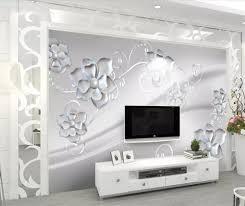 Beibehang Aangepaste Behang 3d Moderne Eenvoudige Metalen Papel De