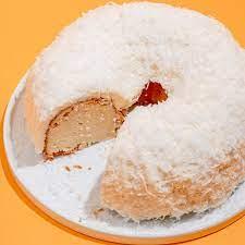 2) i am reading my favorite novel. White Chocolate Coconut Bundt Cake By Doan S Bakery Goldbelly