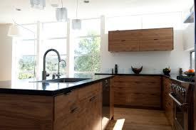 Ikea Akurum Kitchen Cabinets Ikeaar Kitchen With Semihandmade Flatsawn Walnut Fronts