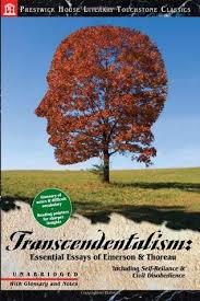 transcendentalism essential essays of emerson thoreau by ralph  4603312