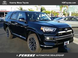 2018 New Toyota 4Runner Limited 4WD at Kearny Mesa Toyota Serving ...