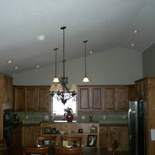 recessed lighting fixtures for sloped ceilings