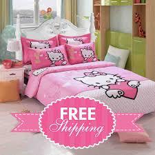 best hello kitty bedding set