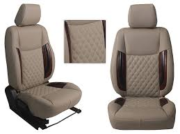 picture of 3d custom pu leather car seat covers for maruti wagon r stingray